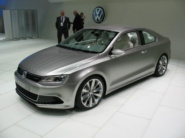 Detroit Auto Show Volkswagen New Compact Coupe Ncc Concept