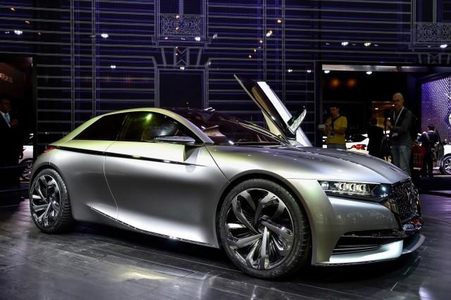 Devine DS concept, 2014 Paris Auto Show
