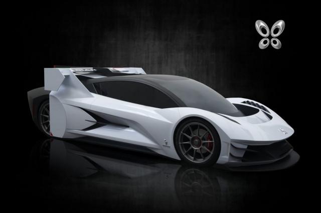 Dianchè Bertone BSS GT Cube