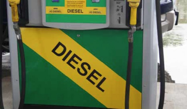 Fewer Gas Stations, But More Diesel Pumps, As Diesel Sales ...