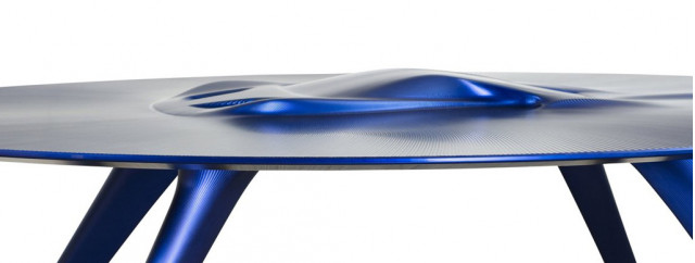 Discommon's Ford GT coffee table