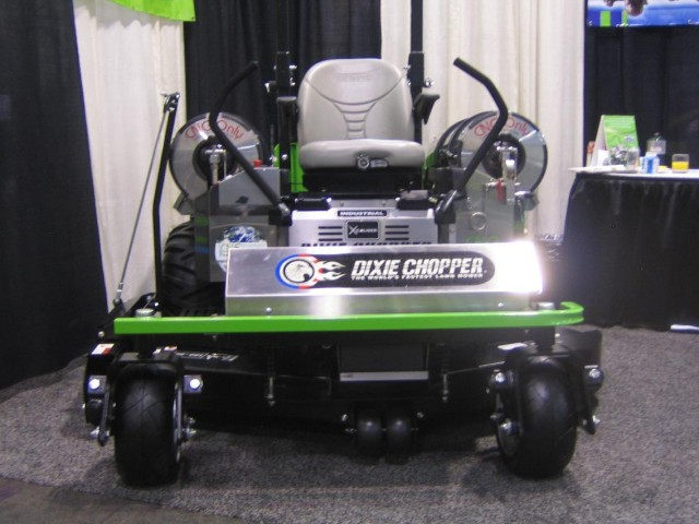 Dixie Chopper Xcaliber Eco-Eagle CNG Lawn Mower