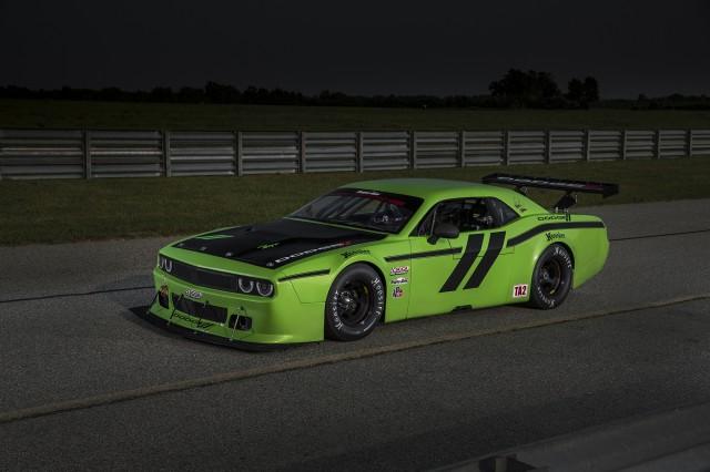 Dodge Challenger SRT Trans-Am Race Car