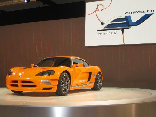 2011 Dodge Circuit Ev A Roadster Viability Plan Proves It