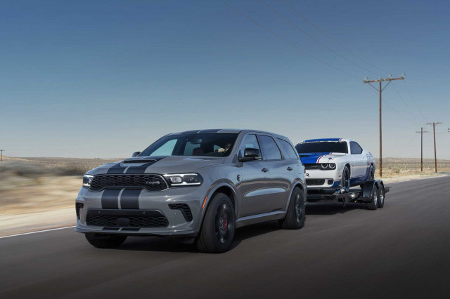 The best 2021 crossover SUVs for towing are true family haulers