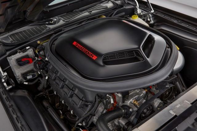 Dodge Shakedown Challenger concept, 2016 SEMA show