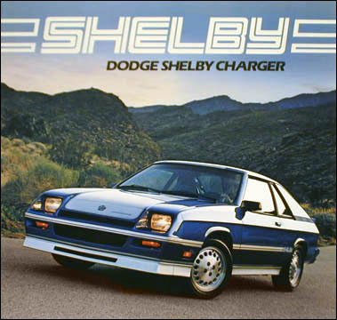 Dodge Shelby Charger