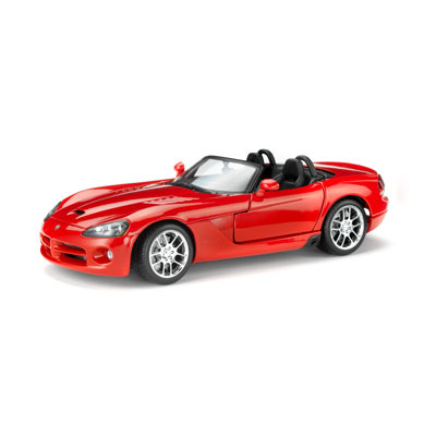Dodge Viper Red 2003 from ChryslerGroupCollection.com