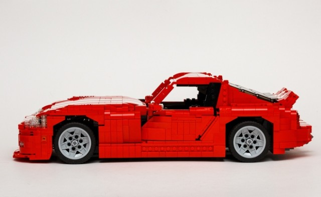 Lego Ideas: 1st-Generation Dodge Viper