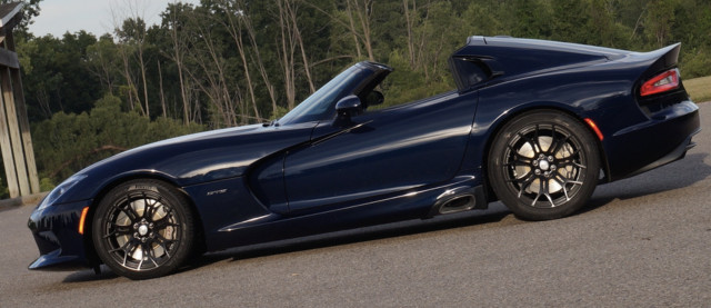 Dodge Viper targa by Prefix