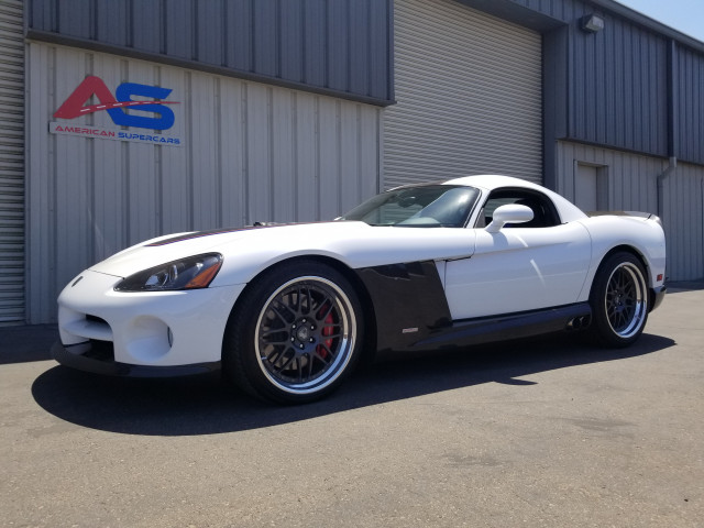 2006 Dodge Viper ASC Diamondback