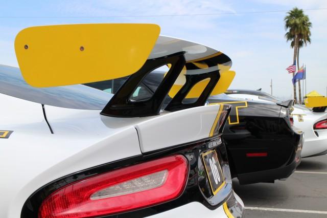 Dodge Vipers at Bob Bondurant School of High Performance Driving