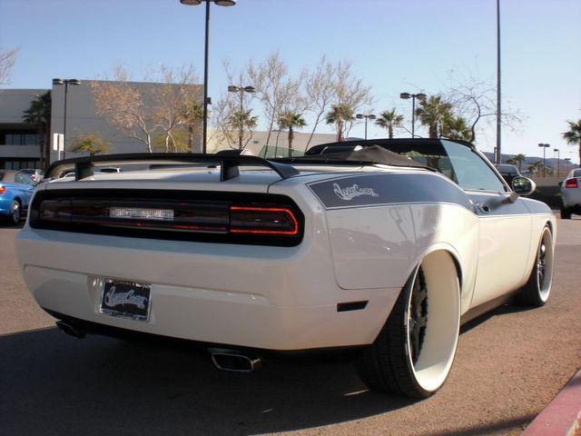 Ebay West Coast Customs Dodge Challenger Wide Body Convertible Up