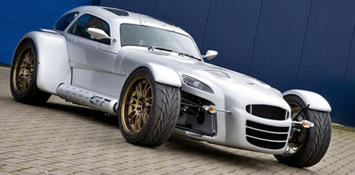 Donkervoort D8 GT enters production