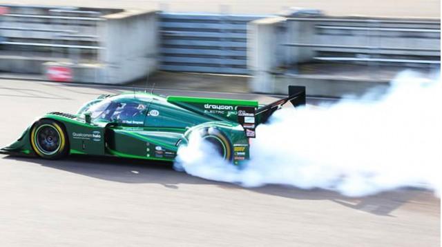 Drayson Racing B12 69 Ev Electric Le Mans Prototype