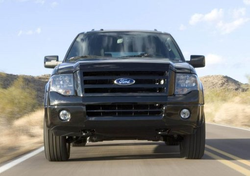 Driving the 2007 Ford Expedition