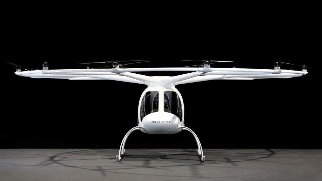 E-Volo 2X multicoptor