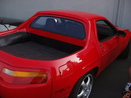eBay Watch: Porsche 928 utility