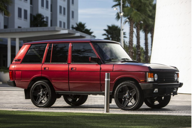 ECD Land Rover Range Rover Classic