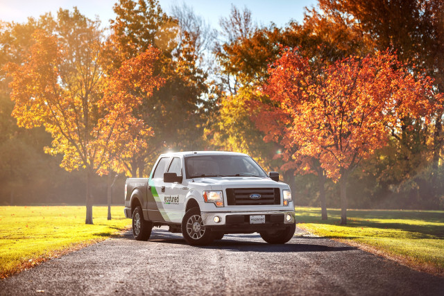 Ecotuned electric F-150 conversion