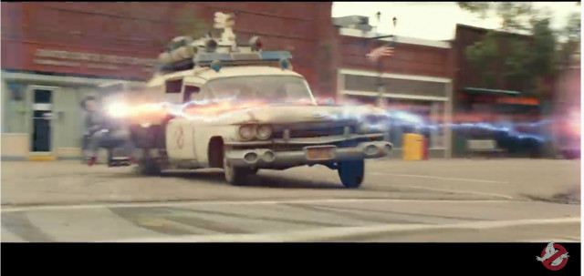"""Ecto-1 Cadillac returns in """"Ghostbusters: Afterlife"""""""
