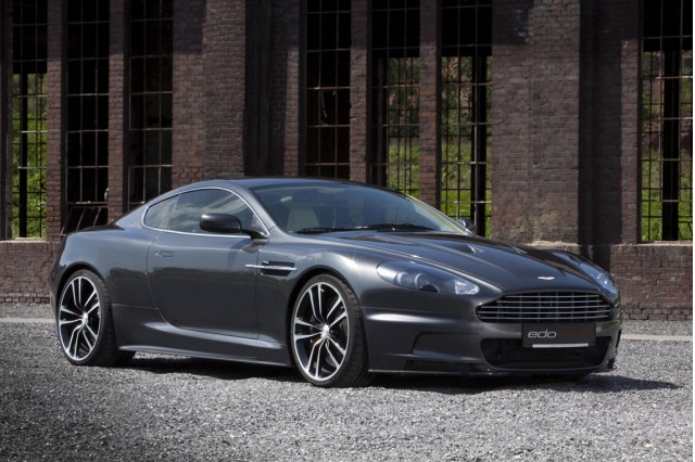 Edo Competition Aston Martin DB9 to DBS conversion