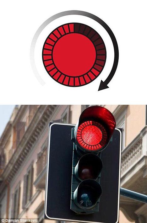 Eko light concept by Serbian designer Damjan Stankovic