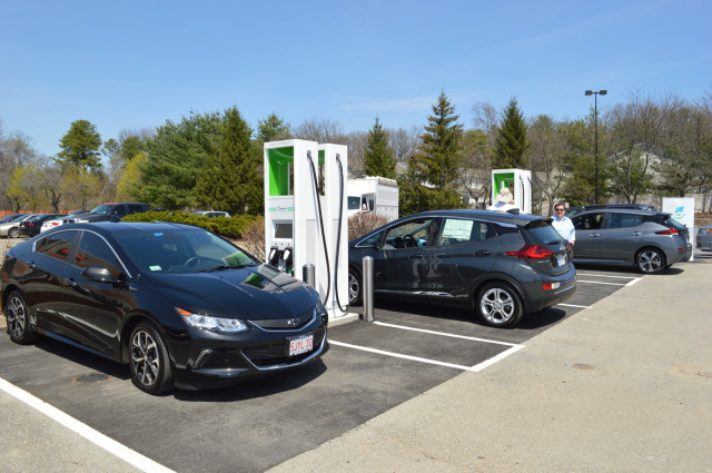 Twitter Poll Results More Electric Cars Get Charged At Work Than At