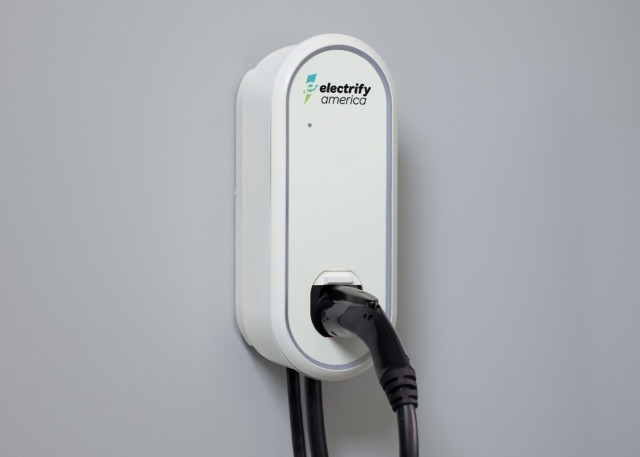 Electrify America Electric Vehicle Home Charger