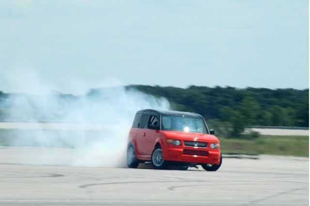 Honda S Element D Drift Car