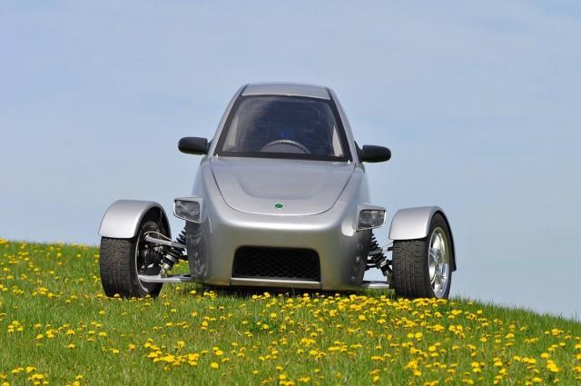 Elio Motors 84 mpg 3-wheeler (Image: Elio Motors)