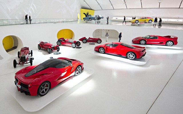 Ferrari To Be Valued At Up To 982 Billion In Ipo Trade Under
