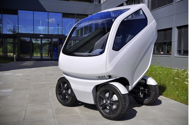 EO smart connecting car 2