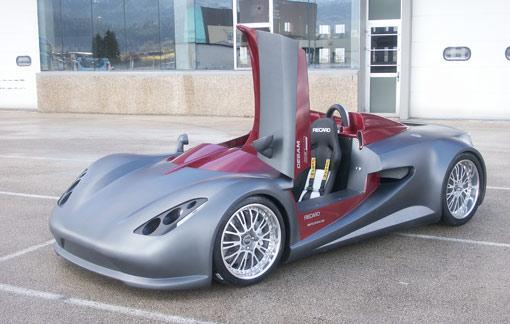Espera Sbarro Turbo S20 Concept