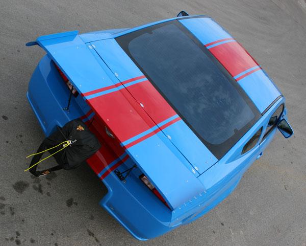 Evolution Performance Twin Turbo