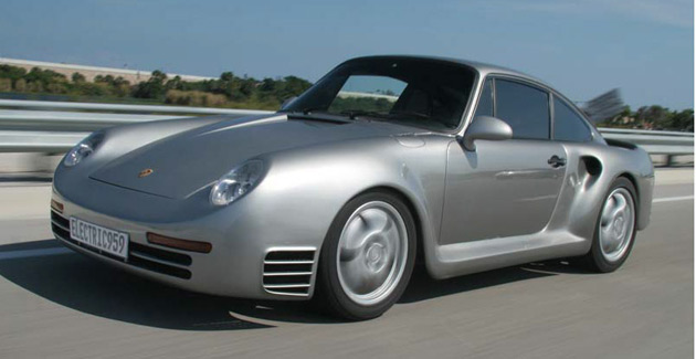 Electric Porsche Conversions Available From Florida Company