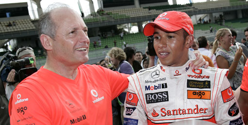 F1's richest men revealed
