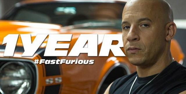 Fast And Furious 7 debuts on July 11, 2014