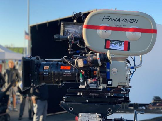 "Filming of ""Fast 9"" has wrapped"