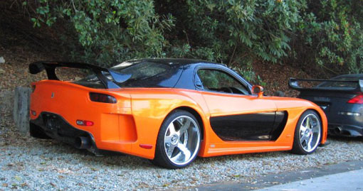 Fast and the Furious: Tokyo Drift cars for sale