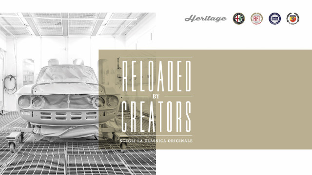 FCA Reloaded by Creators factory restoration program