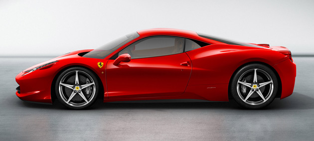 Ferrari's stunning 458 Italia is the latest masterpiece penned by the famed Italian design house and coachbuilder