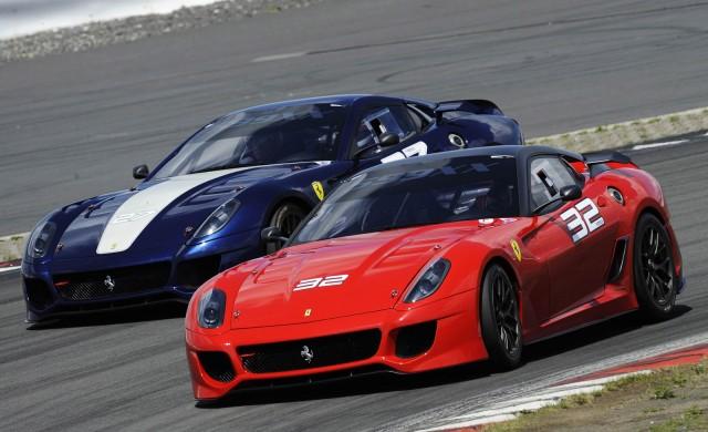 Ferrari 599XX and FXX Corse Clienti program