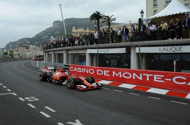 Ferrari at the 2014 Formula One Monaco Grand Prix