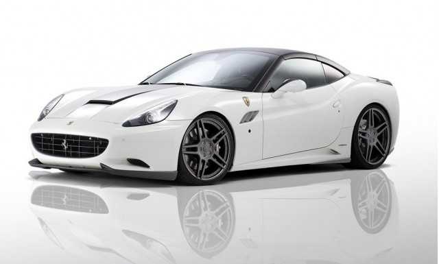 Ferrari California Race 606 by Novitec Rosso