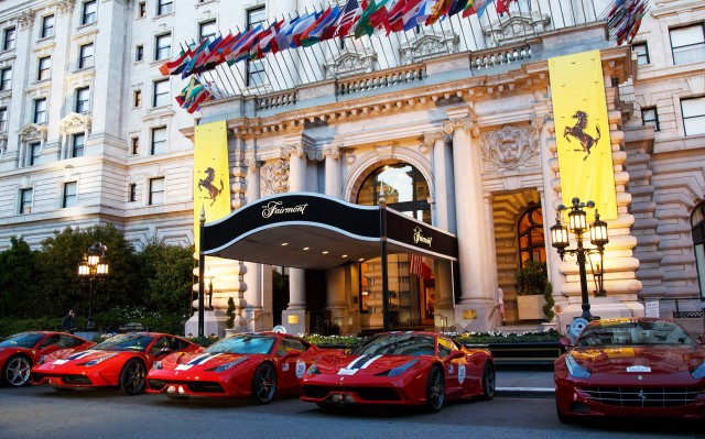 Ferrari Valued At 98 Billion Shares Start Trading Today