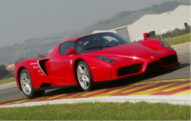 Ferrari enzo horsepower