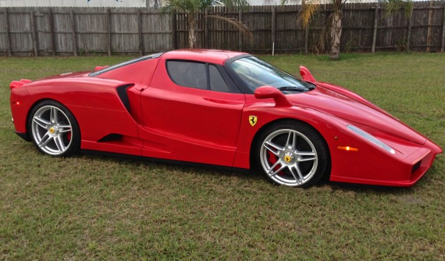 Ferrari F430 Enzo conversion