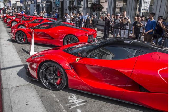 Ferrari Facebook Hit With Lawsuit Over Fan Page Dispute