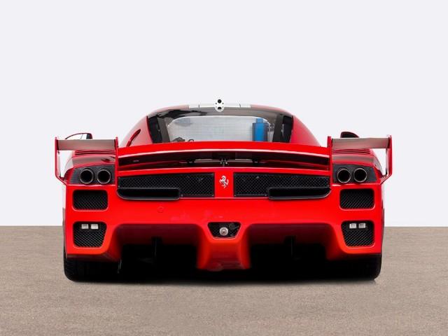 Ferrari FXX Signed By Michael Schumacher